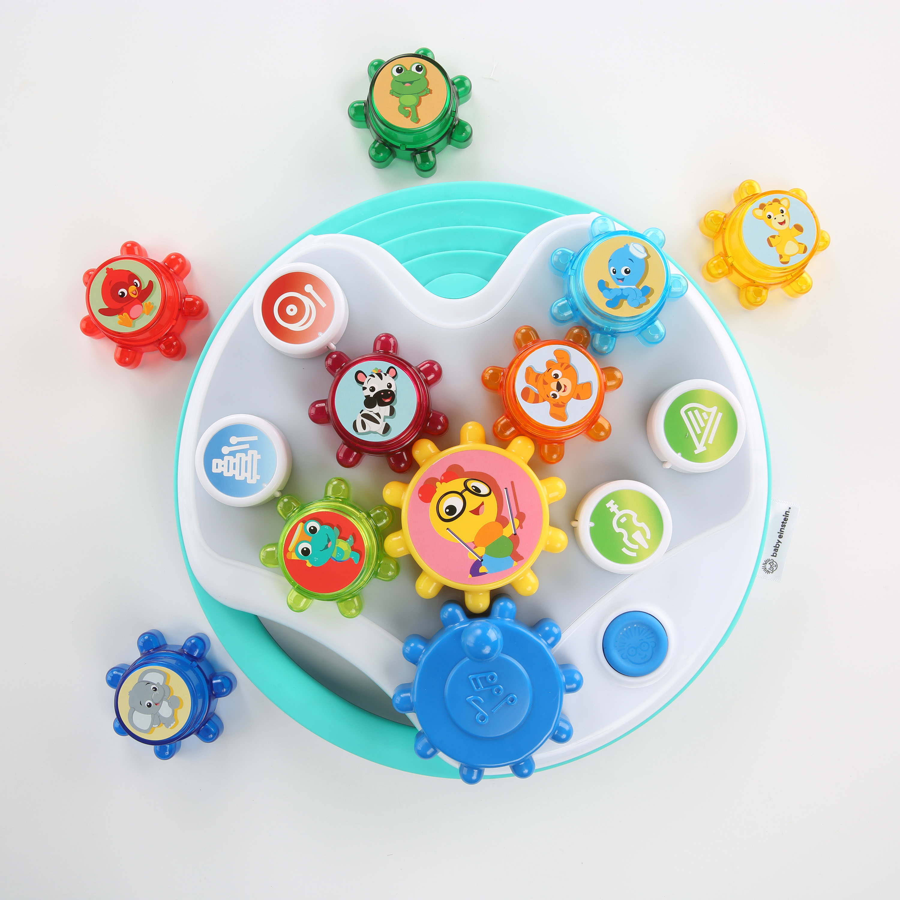 Baby Einstein Symphony Gears Musical Toddler Toy