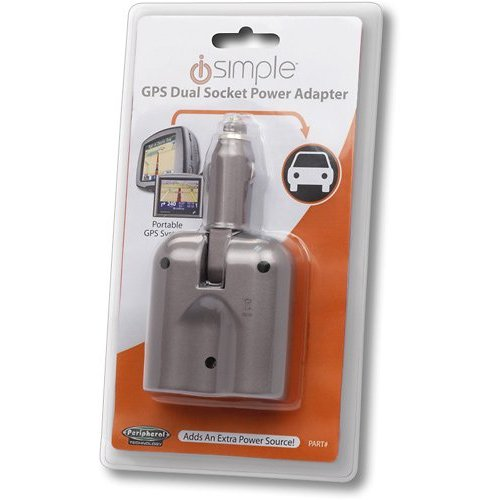 Aamp Of America Isve41 Dual Adapter Plug Cigarette Lighter