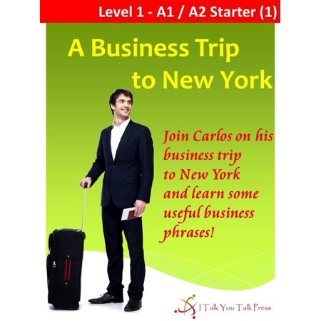 A Business Trip to New York - eBook