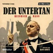 Der Untertan - Audiobook