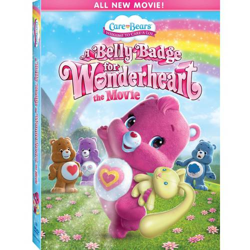 Care Bears: A Belly Badge For Wonderheart - The Movie  (Widescreen)