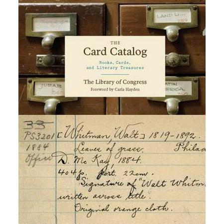 The Card Catalog Ebook