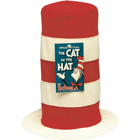 Official Hat from Cat In Hat Adult Halloween - Halloween 4 Official Trailer