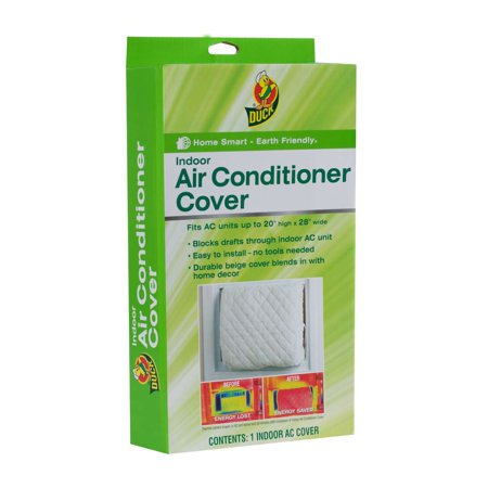 Central Air Conditioner Ratings And Reviews >> Duck Brand Indoor Air Conditioner Cover - Walmart.com