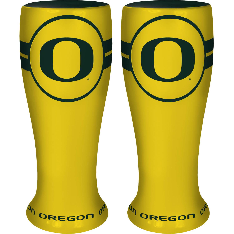 NCAA Oregon Ducks 2-Pack Ceramic Collectible Pilser