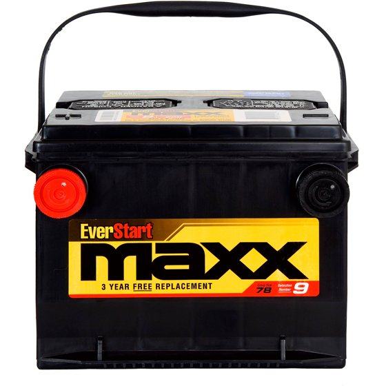 Everstart maxx lead acid automotive battery group size 78n everstart maxx lead acid automotive battery group size 78n walmart sciox Image collections