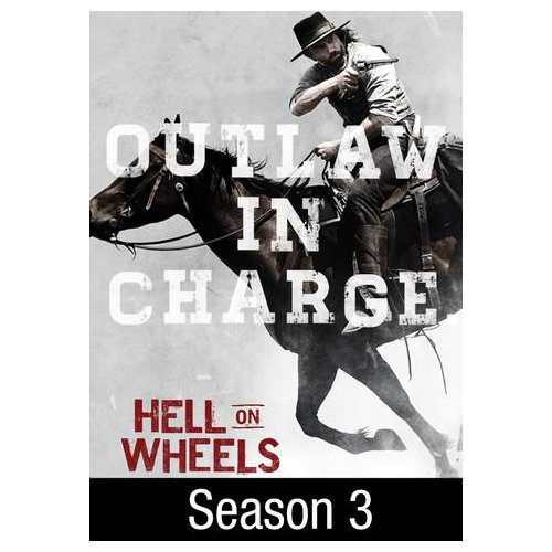 Hell on Wheels: Season 3 (2013)