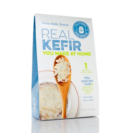 Cultures for Health Water Kefir Grains, 5.4g