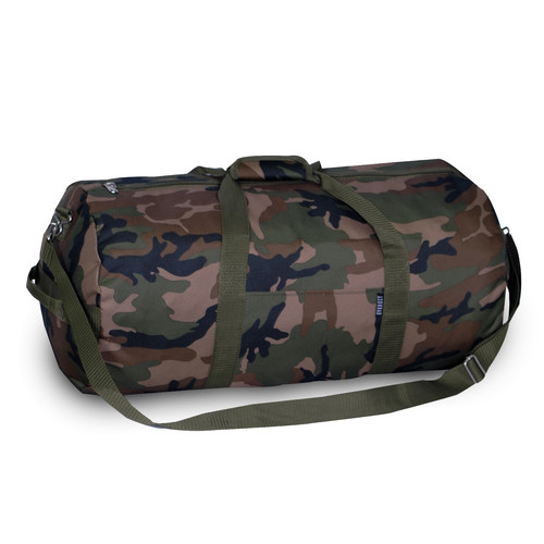 "Everest 23""  Woodland Camo Duffel"