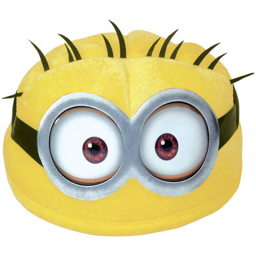 Deluxe Despicable Me Minion Hat, 1ct