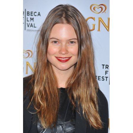 Behati Prinsloo At Arrivals For Magnum Ice Cream Short Films Premiere At Tribeca Film Festival Rolled Canvas Art     8 X 10