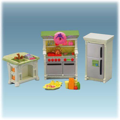 Fisher-Price Loving Family Dollhouse Furniture, Kitchen