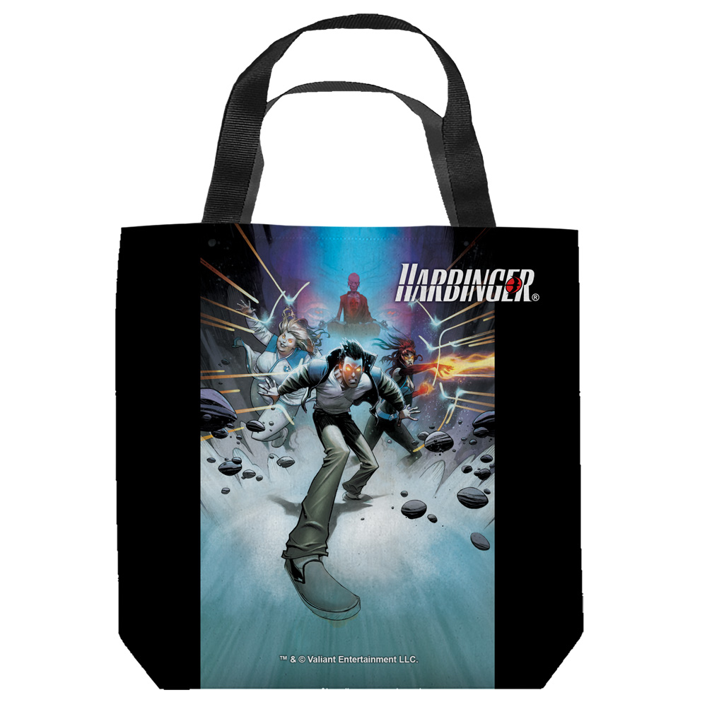 Harbinger Force Field Tote Bag White 9X9