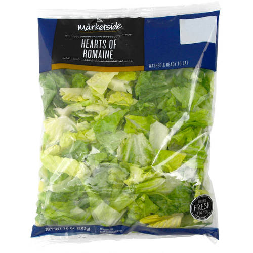 Marketside Hearts of Romaine, 10 oz