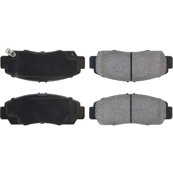 Rides2Racers StopTech Sport Brake Pads 2011-2014 Acura TSX