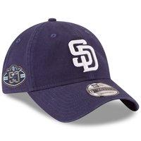 11cd6771 Product Image San Diego Padres New Era 50th Anniversary Replica Core  Classic 9TWENTY Adjustable Hat - Navy -