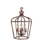 Mariana Home 980074 Cage 4 Light Lantern