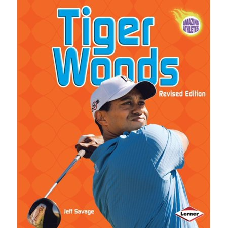 Tiger Woods, 3rd Edition - eBook
