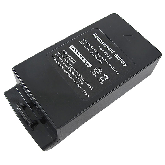 Psion   Teklogix 7035 Scanner Replacement Battery. 2400 mAh by Artisan Power