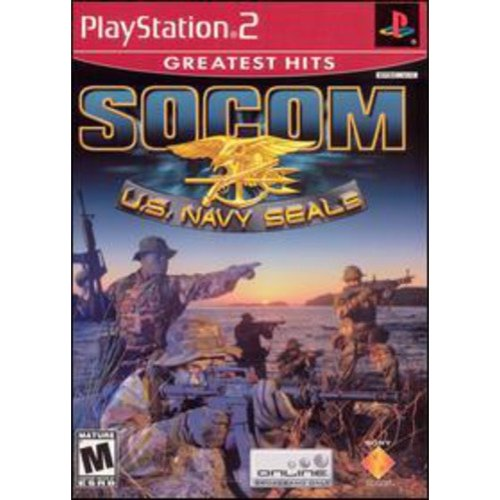Socom: Us Navy Seals (PS2)