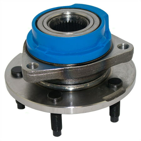 BROCK Wheel Hub Bearing Assembly Front Replacement for Chevrolet Impala Monte Carlo Venture Buick Century LaCrosse Regal Rendezvous Pontiac Grand Prix Montana Aztek (Chevrolet Monte Carlo Front Bumper)