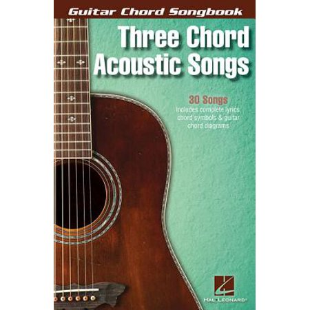 - Three Chord Acoustic Songs