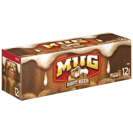 (3 Pack) Mug Root Beer, 12 Fl Oz, 12 Count - Disposable Beer Mugs