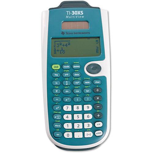 Texas Instruments TI-30XS MultiView Calculator