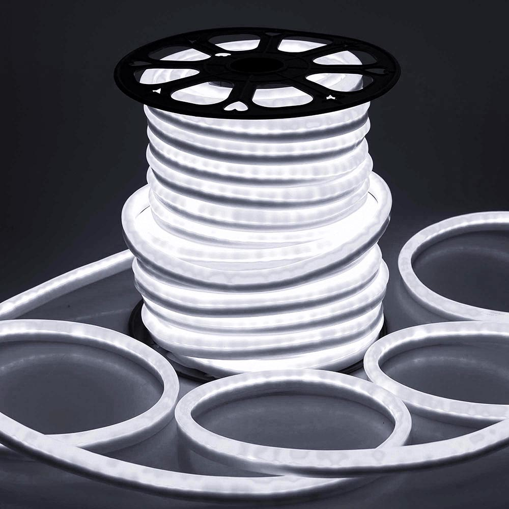 DELight Flexible LED Neon Rope Light Indoor Outdoor Holid...