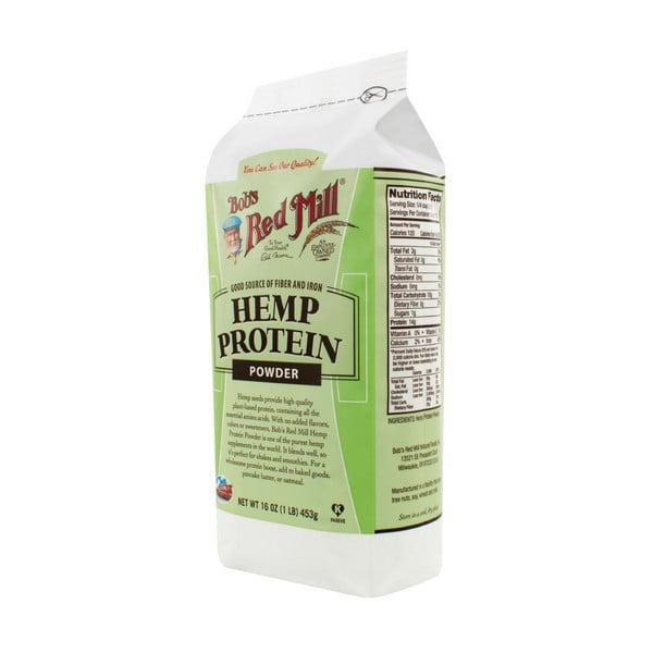 Bob's Red Mill Hemp Protein Powder - 16 Oz - Pack of 4
