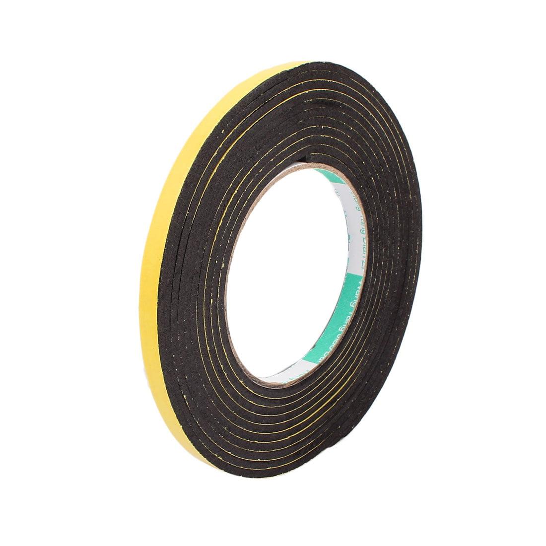 Single Side Shockproof Foam Tape Adhesive Sponge Tape 8mm Wide x 4M Length