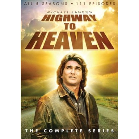 Highway to Heaven: The Complete Series (DVD) American Highways Series