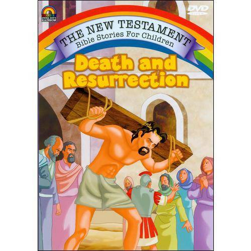 Image of New Testament Bible Stories For Children: Death And Resurrection