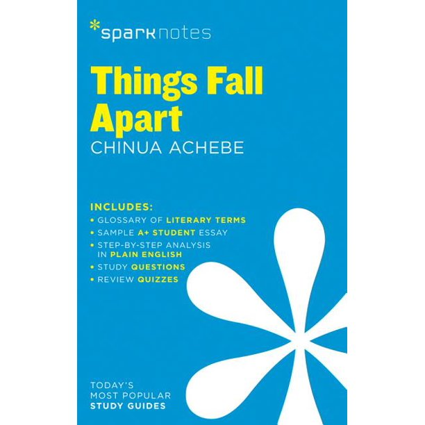 Sparknotes: Things Fall Apart (Paperback)