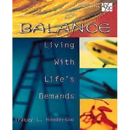 20 30 Bible Study For Young Adults  Balance  Living With Lifes Demands