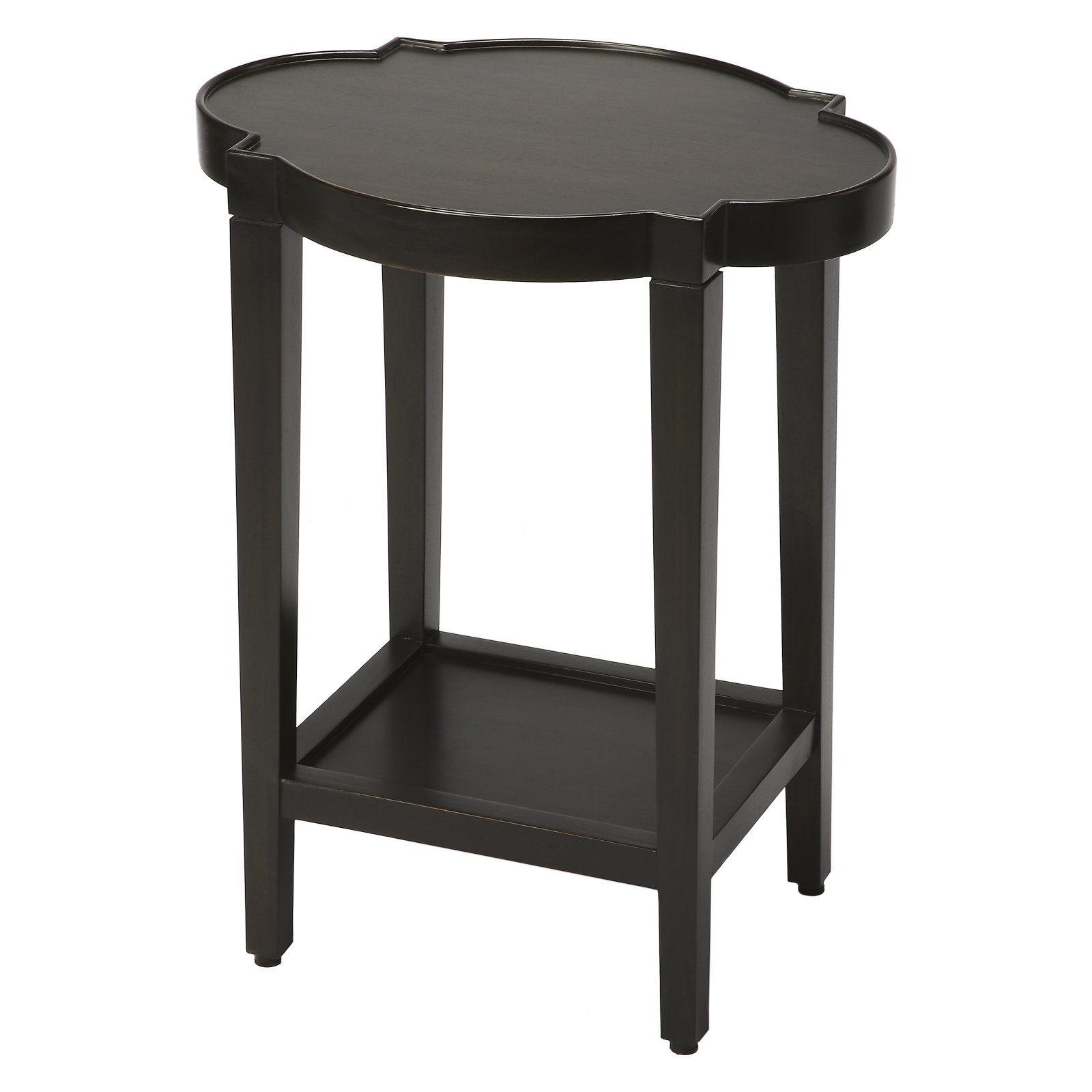 Butler Specialty Jobert Quatrefoil End Table