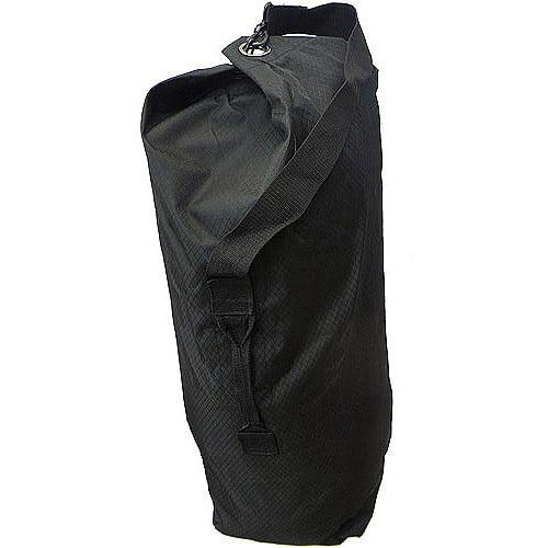 North Star 1050HD Diamond Ripstop Tuff Cloth Top Load Duffel Bag, 21x36