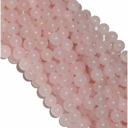- 12mm Rose Quartz Round, Loose Beads, 40cm 15 inch Gemstone