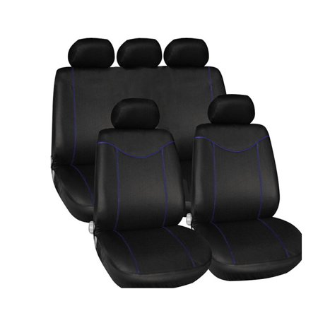Magnificent 9 Pieces Set Car Universal Car Front Seat Cover Automotive Seat Covers All The Year Round Fine Quality Mesh Cloth Beatyapartments Chair Design Images Beatyapartmentscom