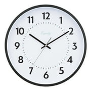 Equity by La Crosse 25509 14 Inch Basics Commercial Quartz Wall Clock