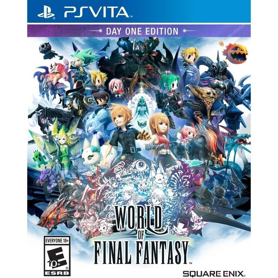 World Of Final Fantasy (PSV)