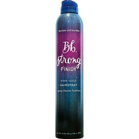 - Bb Strong Finish Firm Hold Hair Spray, By Bumble & Bumble - 10 Oz Hair Spray