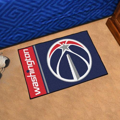 "NBA - Washington Wizards Uniform Starter Rug 19""x30"""