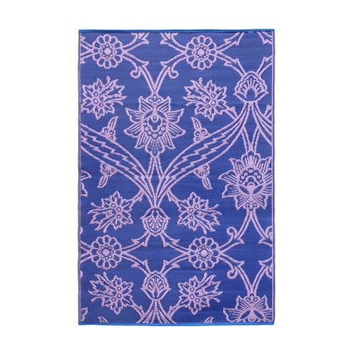 ACHLA Flowers Doormat