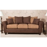 Chelsea Home Lynnfield Sofa with 4 Accent Pillows