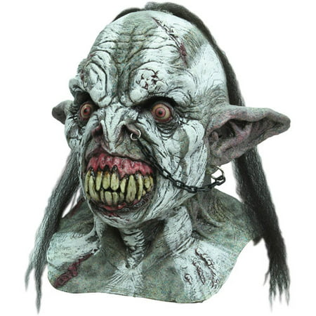 Battle Orc Halloween Adult Latex - Lord Farquaad Mask
