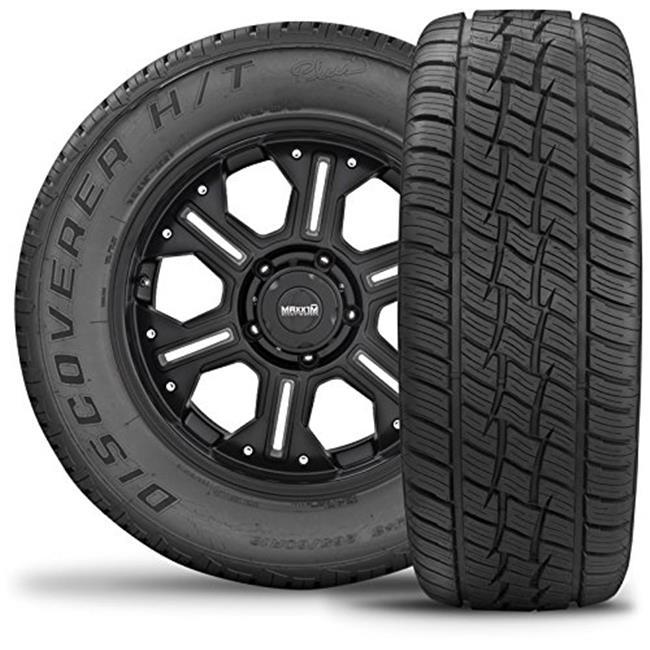 Cooper Tire CPR19930 Cooper Discoverer H-T Plus All Season Tire - 285-60R18 116T