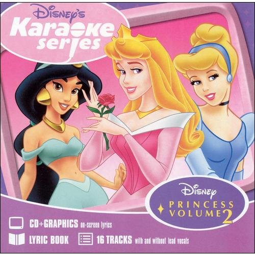 Disney's Karaoke Series: Disney Princess, Vol.2