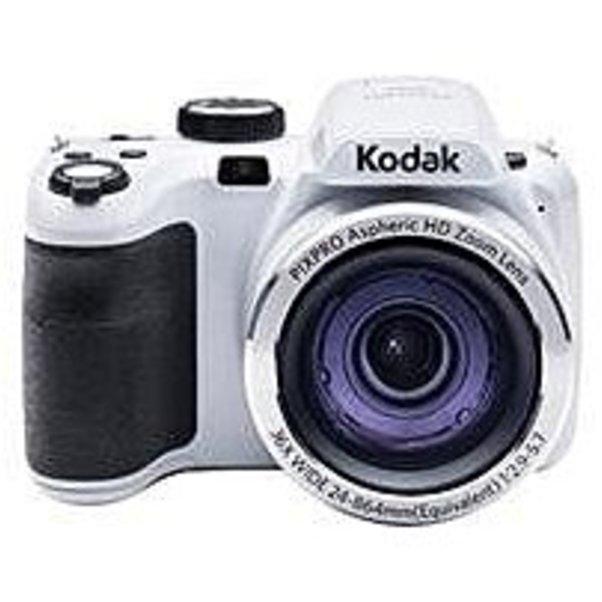 Kodak PIXPRO Astro Zoom AZ361-WH 16.15 Megapixels Digital Camera (Refurbished) by Kodak