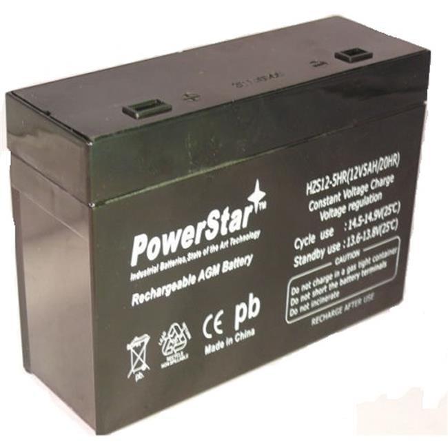 PowerStar HZS12-5-13 APC Back-UPS office USB 500VA UPS Battery - BF500U